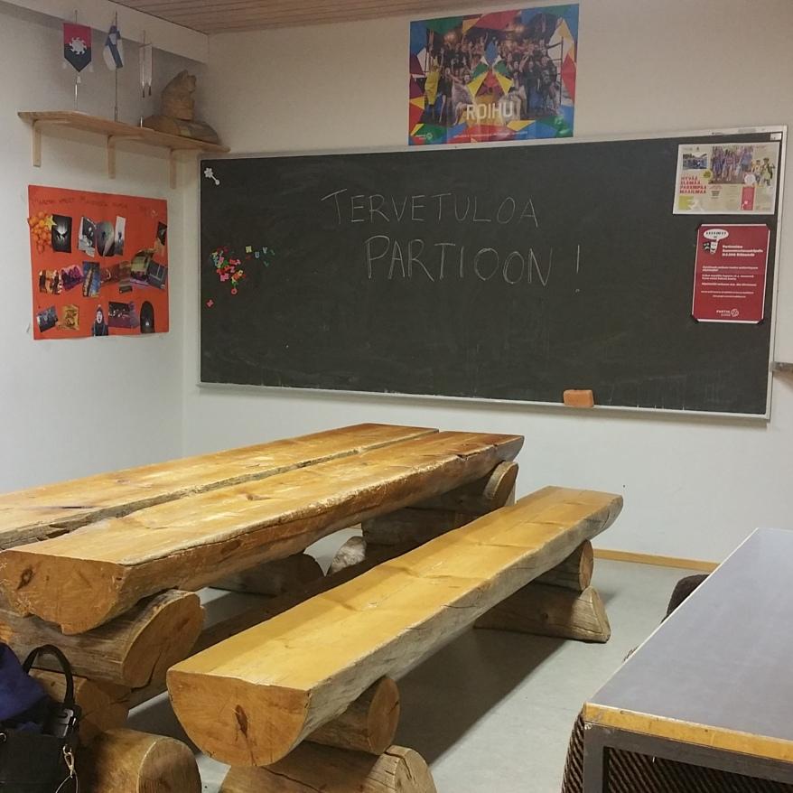 Kolon monitoimitila / Joakim Kärkäs