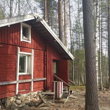 Niskasaaren partiokämppa / Joakim Kärkäs